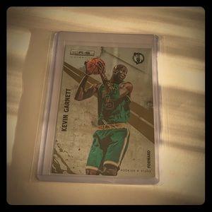 Kevin Garnett '10 Rookies & Stars Card